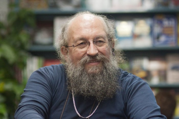 Журналист, публицист, телеведущий, политический консультант, участник и многократный победитель интеллектуальных телеигр Анатолий Вассерман